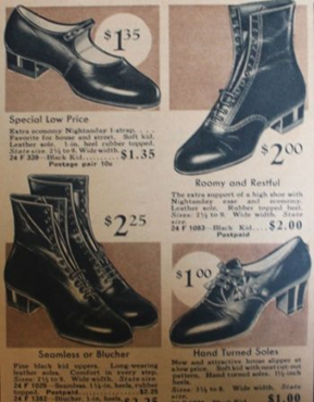 1931 Boots