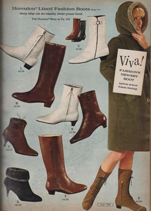 1962 boots